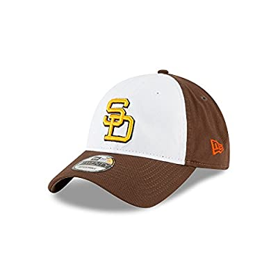 San Diego Padres 1980-1984 Core Classic Twill White Front 9TWENTY Hat / Cap