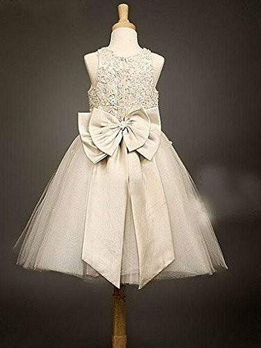 Love Dress Tulle Applique Wedding Girls Dress Christmas Present Us 6 by Love To Dress (Image #1)