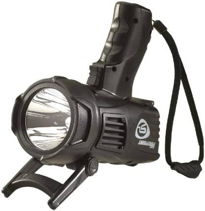 Streamlight 44905 Waypoint High Performance Pistol-Grip Spotlight, Black – 550 Lumens