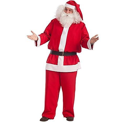 Carnival Toys 27009 - Disfraz de Papá Noel, XXL: Amazon.es ...