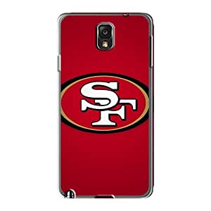 Samsung Galaxy Note 3 Qmo13123SgcB Provide Private Custom Attractive San Francisco 49ers 4 Pattern Excellent Hard Phone Cases -EricHowe
