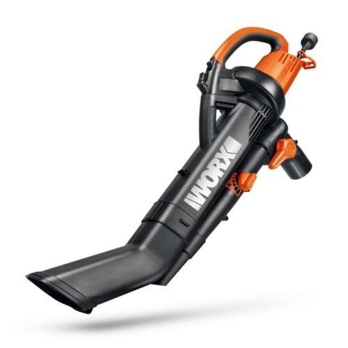 WG500.2 WORX TriVac 3-in-1 Leaf Blower/Mulcher/Vacuum by Positec/Worx - Lawn & Garden