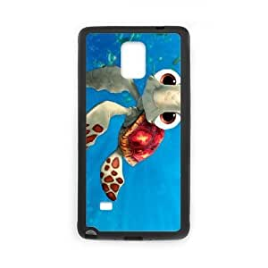 Samsung Galaxy Note 4 Black phone case Disney Cartoon Comic Series Finding Nemo OYF3140373
