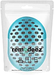 remodeez Home Deodorizer: Charcoal Odor and Moisture Remover, Blue