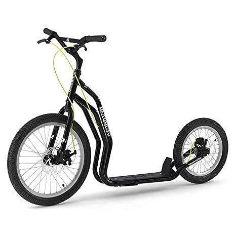 yedoo Copenhague Azul - kickbike - Patinete con neumáticos ...