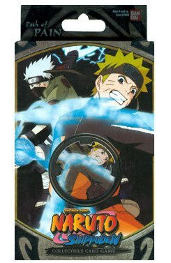Naruto CCG Path of Pain NARUTO & KAKASHI Starter Deck