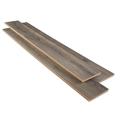 Home Decorators Collection 368431-00310 Alverstone Oak Length Laminate Flooring 20.32 sq. ft.
