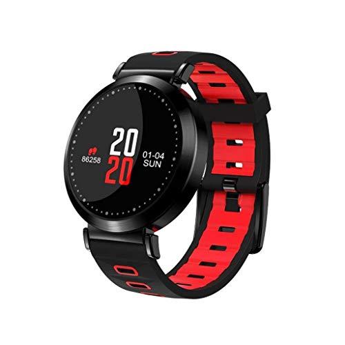 Sports Tracker, 1.3-Inch Color Screen Smart Bracelet Heart Rate Oximetry Sphygmomanometer Step Monitoring Ip67 Waterproof