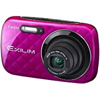 Casio Exilim EX-N10 Digital Camera Pink EX-N10VP