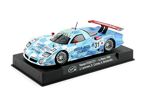 Slot.It Nissan R390 GT1 #31 Le Mans 1998 Performance Slot Car (1:32 Scale)