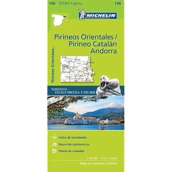 Michelin Mapa Zoom Costa Daurada: Amazon.es: Vv.Aa, Vv.Aa: Libros