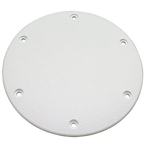 (T-H Marine DSSDP-1-2-DP Designer Series Screw Down Deck Plates, 6