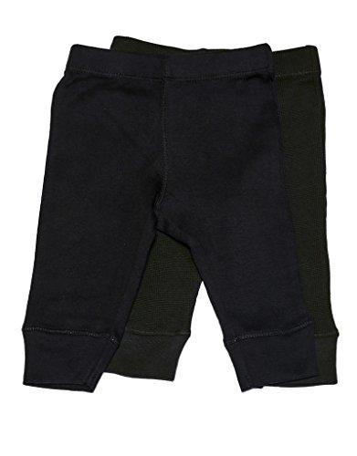Infant Black Pants - 1