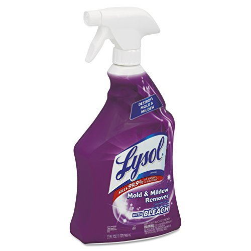 Bleach Bathroom Cleaner: Lysol Mold & Mildew Blaster W. Bleach, Bathroom Cleaner