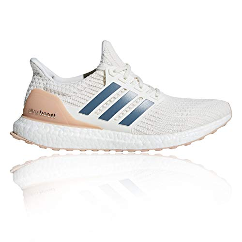 online store 8aa5f ba905 adidas Ultra Boost 4.0 Mens Running Shoes - White-10 - Import It All