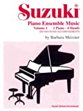 Suzuki Piano Ensemble Music, , 0874877490