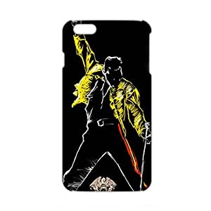Angl 3D Case Cover Freddie Mercury Phone Case for iPhone6 plus