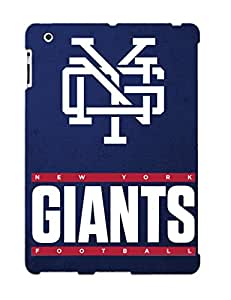Fireingrass Hot Tpye New York Giants Nfl Footballey Case Cover For Ipad 2/3/4 For Christmas Day's Gifts