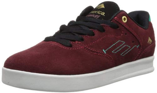 Herren Emerica Sneaker LOW 6102000084 REYNOLDS THE Blood Red IIwqPUBHR