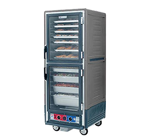 METRO C539-CDC-U-GY C5 3 Series Heated Holding & Proofing Cabinet ()