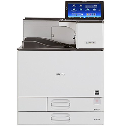 Ricoh Aficio SP C842DN laser color printer - 408106