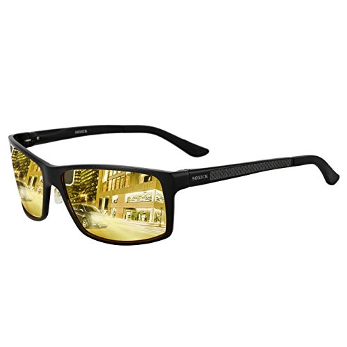 HD Night Vision Glasses For Driving Polarized Anti Glare Night Driving - Special Sunglasses Vision Ops Hd