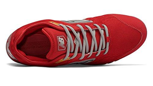 Balance Men's Grey 3000v4 New Shoe Baseball Metal CdTnx8