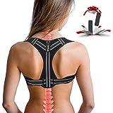 Posture Corrector for Women, Adjustable Back Posture Corrector for Men, Effective Comfortable Best Back Brace for…