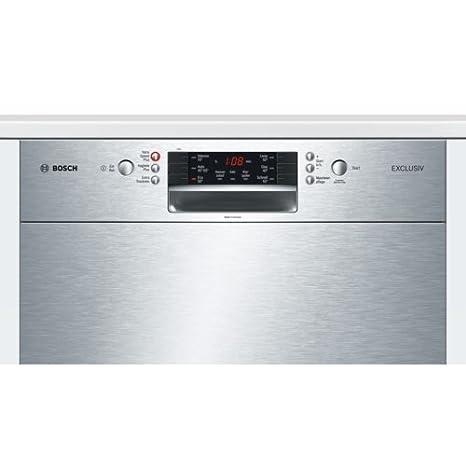 Bosch SMU46MS03D lavavajilla Bajo encimera 14 cubiertos A++ ...