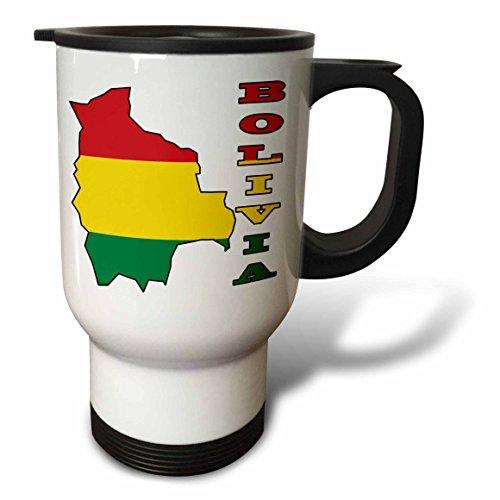 Bolivia Mug - 3