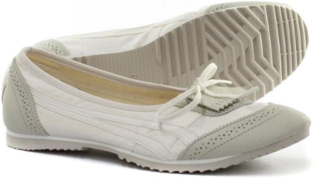 neue hohe Qualität hell im Glanz Weltweit Versandkostenfrei Norico Ivory Ballerina Shoes