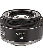 Canon RF 50mm F1.8 STM Lens, 4515C005