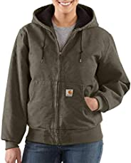 Carhartt Women's Lined Sandstone Active Jacket W