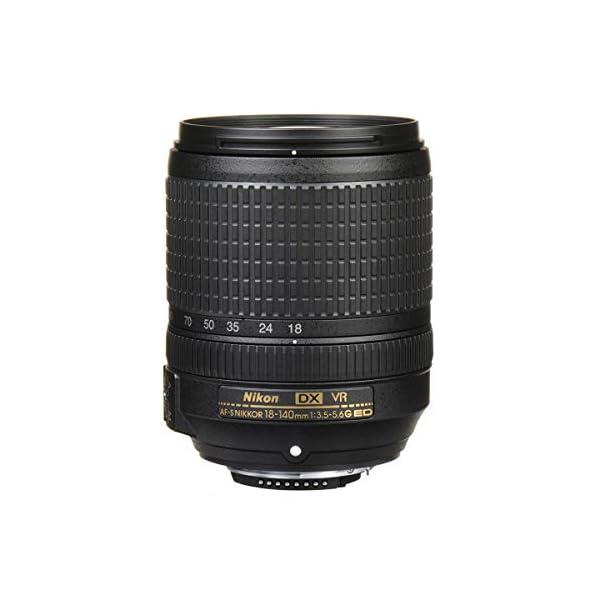 RetinaPix Nikon AF-S DX Nikkor 18-140mm F/3.5-5.6 G ED VR Zoom Lens for Nikon DSLR Camera