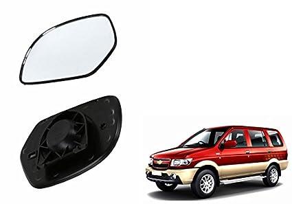 Speedwav Car Rear View Side Mirror Glass Right Chevrolet Tavera