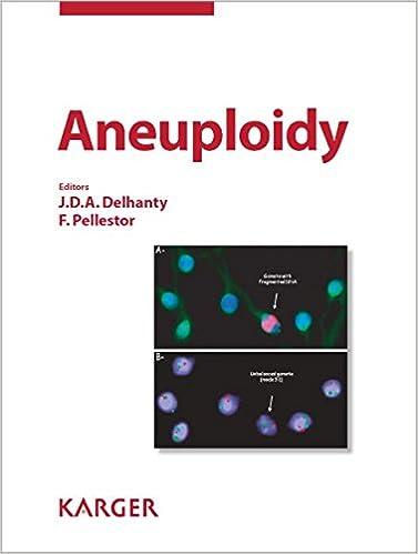 Aneuploidy: Reprint Of: 'cytogenetic And Genome Research 2011, Vol. 133, No. 2-4' por Joy D. A. Delhanty epub