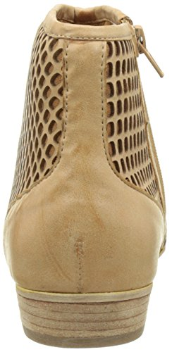 Bla Rond Cuoio Brown Matin Blanchi Ankle Boots d'Eté V Un Cuoi Jarion Women's Perf V xSwUTx7R