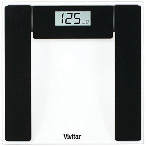 Vivitar Bodypro Digital Scale, Clear