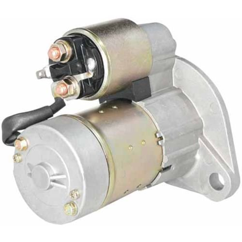 Db Electrical Shi0081 Starter For Marine Yanmar 3Jh3 3Jh3E 4Jh3E 3Cyl 4Cyl, Case Compact Excavator 2005-On W Yanmar,New Holland E27B E30B E35B 2006-On,3Tne88 4Tne88 1997-On,2Ym15 3Jh3E-Yeu