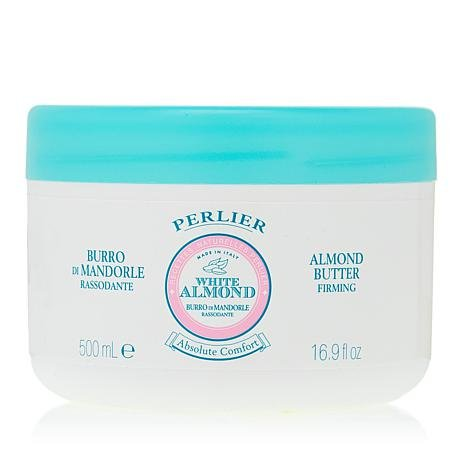 Perlier White Almond Firming Almond Butter 16.9 Oz