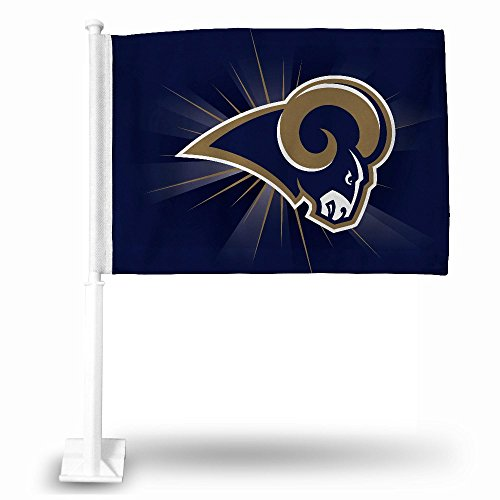 (NFL St. Louis Rams Car Flag)