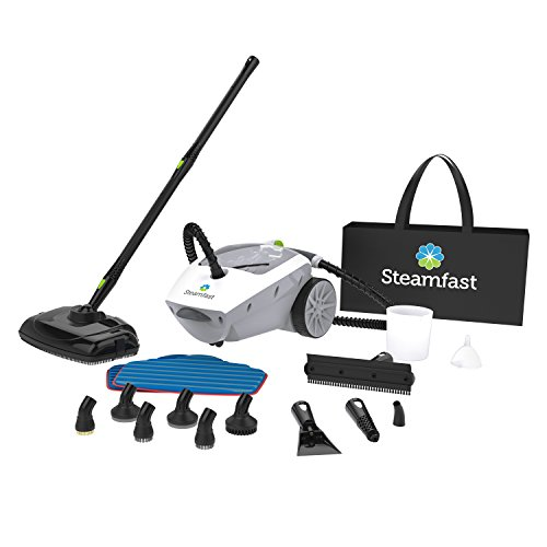 Steamfast SF-375 Deluxe Canister Steam Cleaner
