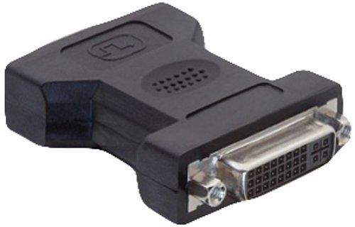 2 opinioni per DeLOCK 65017 DVI-I VGA 15-pin M Black cable interface/gender adapter- cable