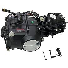 125cc 4 stroke Pit Dirt Bikes Engine Motor w/Manual Transmission Kick Start For XR50 CRF50 Z50 XR 50 70 CRF 50 Pitbike UPGRADE Taotao SSR Coolster X-Moto Roketa 50cc 70cc 110cc 125cc Dirtbikes
