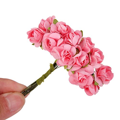 Gleader Mini fiori carta 6