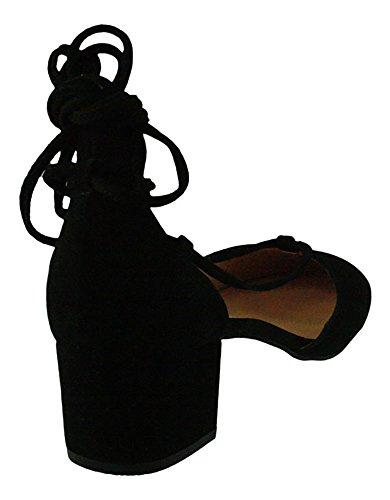 Miralles Scarpe Col Pedro Tacco Donna Nero ZwOqx7q