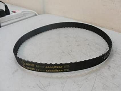 1//2 Tooth Pitch 73 Pitch Length 3 Wide 146 Teeth Rubber Carlisle 730H300 Synchro-Cog Synchronous Timing Belt