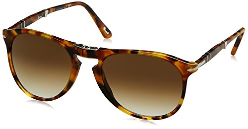 55 105251 Adulto de Marrón Sol Madreperla Gafas Brown Persol 0Po9714S Unisex vpxU5gw