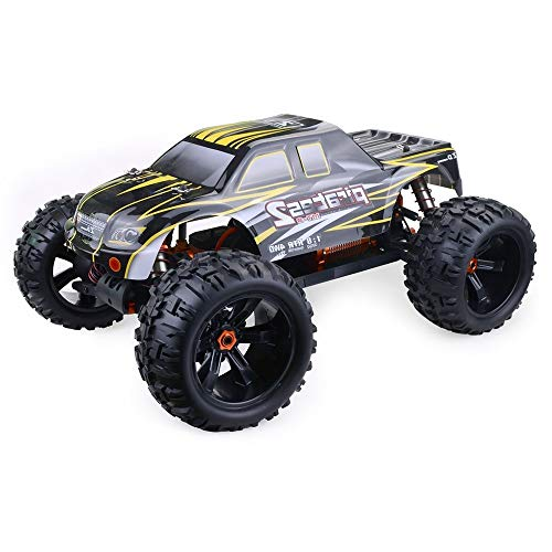 ZD Racing 9116 V3 1/8 4WD 100km/h RC Car Electric Monster Truck 120A ESC 4068 Brushless Motor ARR RC Car Kids Toys Battery Excluded