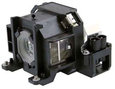 Projector Lamp 1715 - CTLAMP Professional Replacement Projector Lamp with Housing Compatible with EMP-1715 / EMP-1705 / EMP-1710 / EMP-1700 / EMP-1707 / EMP-1717 / EX100 / PowerLite 1700c / PowerLite 1705c / 1710c /1715c
